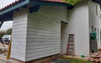 Extension garage