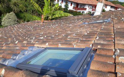 Fenêtres de toit  et étanchéité